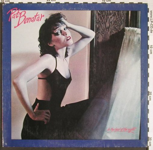 Benatar,Pat: In The Heat Of The Night, Chrysalis(6307 682), D, 1979 - LP - F9462 - 4,00 Euro