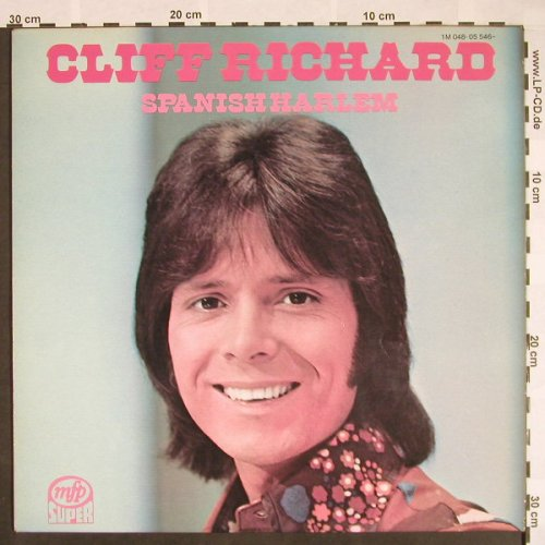 Richard,Cliff: Spanish Harlem, m-/vg+, MFP Super(048-05 546), D,  - LP - F9557 - 5,00 Euro