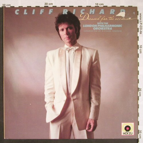 Richard,Cliff+LondonPhil.Orch.: Dressed For The Occasion, m-/vg+, EMI / HörZu(064-07 730), D, 1983 - LP - F9560 - 4,00 Euro