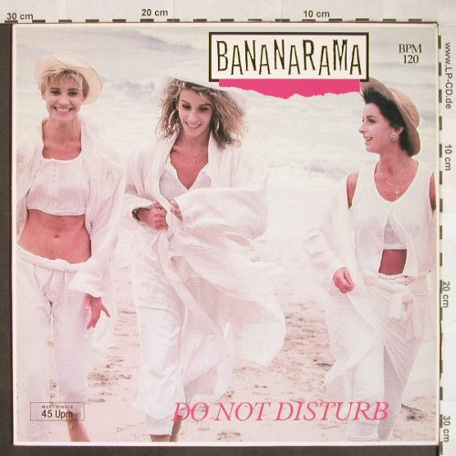 Bananarama: Do Not Disturb*2+1, Metronome(882 071), D, 1985 - 12inch - F9867 - 3,00 Euro