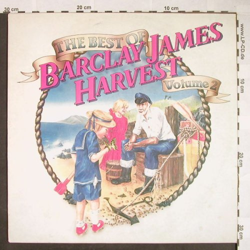 Barclay James Harvest: The Best Of Vol.2, Harvest(054-06968), I,  - LP - F9991 - 6,00 Euro