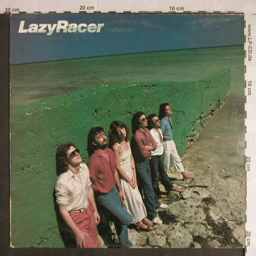 Lazy Racer: Same, vg+/m-, AM(LH 64 768), NL, 1979 - LP - H1368 - 3,00 Euro
