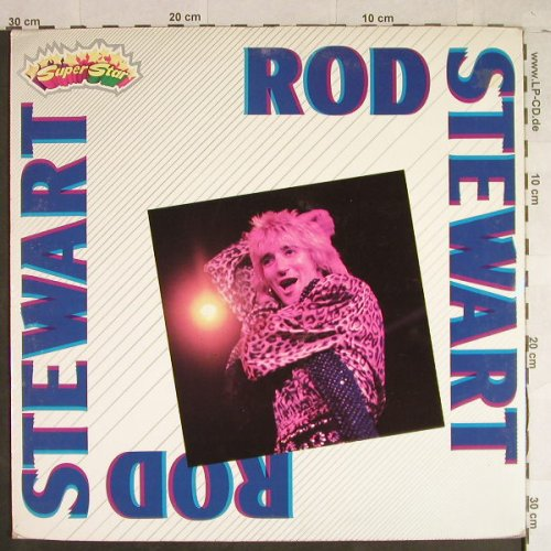 Stewart,Rod: Same, Foc, Booklet, Super Star(SU-1002), I,  - LP - H1383 - 5,00 Euro