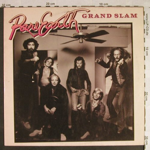 Rare Earth: Grand Slam, EMI(064-61 681), D, 1978 - LP - H1385 - 5,50 Euro