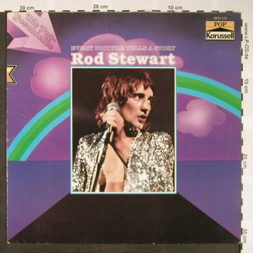 Stewart,Rod: Every Picture Tells A Story, Karussell POP(2872 112), D, Ri,  - LP - H1653 - 5,00 Euro
