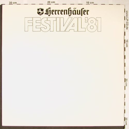 "Anka,Paul: Take Off,16 Super Hits-Festival'81,, RCA ""Herrenhäuser""(26.21737), D, 1976 - LP - H1672 - 5,00 Euro"