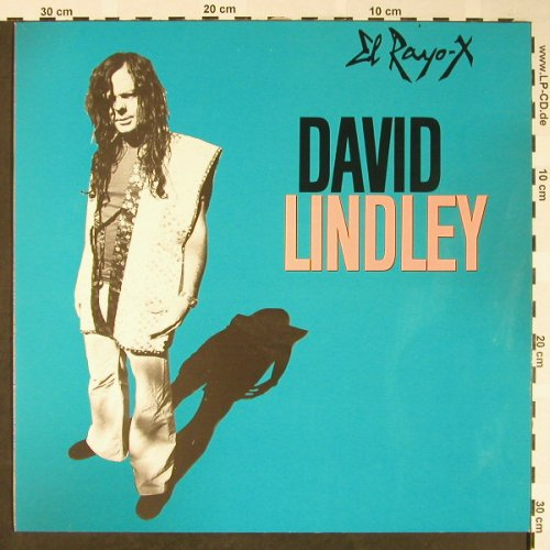 Lindley,David: El Rayo-X, Asylum(AS 52 283), D, 1981 - LP - H1704 - 5,00 Euro