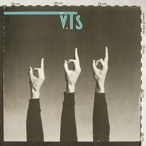 V.T's: Same, vg-/vg+,playable, Criminal Records(INT 147.703), D, 1980 - LP - H1719 - 4,00 Euro