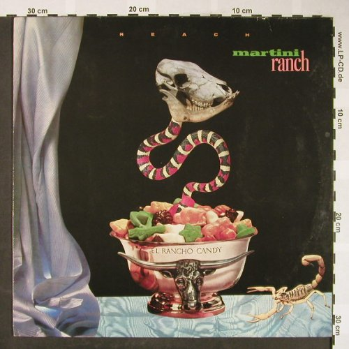 Martini Ranch: Reach, ext.D.mx / Richard Cory, Sire(920 868), D, 1988 - 12inch - H1733 - 4,00 Euro