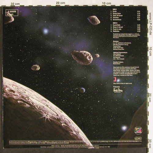 Visitors: Same, Ultraphone(6.25509 AO), D, 1983 - LP - H1912 - 9,00 Euro