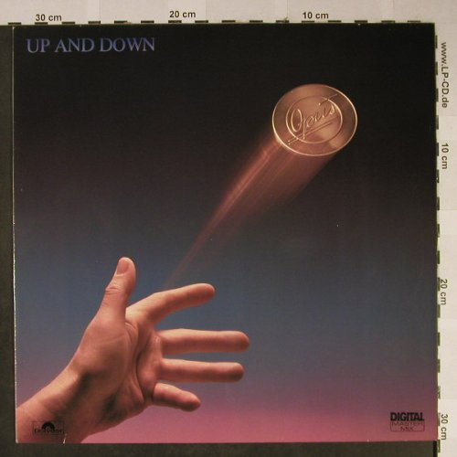 Opus: Up and Down, Polydor/OK(825 183-1), D, 1984 - LP - H2316 - 6,00 Euro