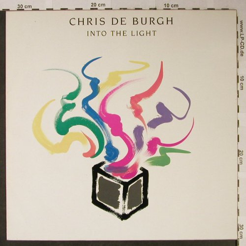 De Burgh,Chris: Into The Light, Club-Edition, AM(13 069-0), D, 1986 - LP - H2442 - 4,00 Euro