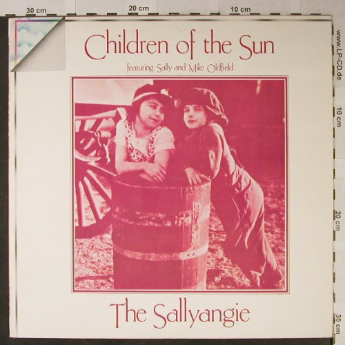 Children Of The Sun: The Sallyangie, TransAtl.(ORL 8366), I, Ri, 1968 - LP - H2480 - 7,50 Euro