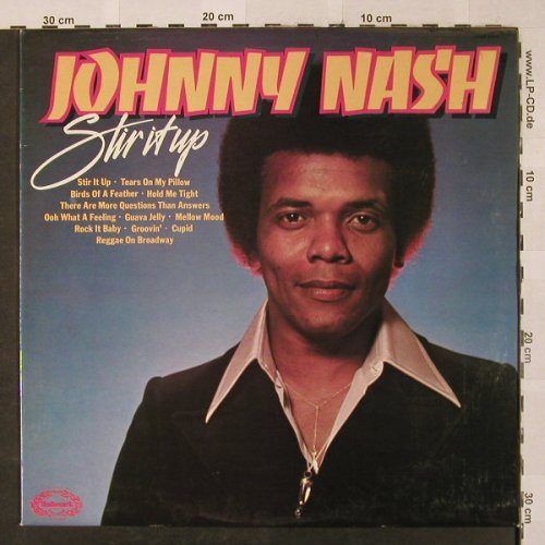 Nash,Johnny: Stir It Up, Pickwick(SHM 3053), UK, 1981 - LP - H2580 - 5,50 Euro