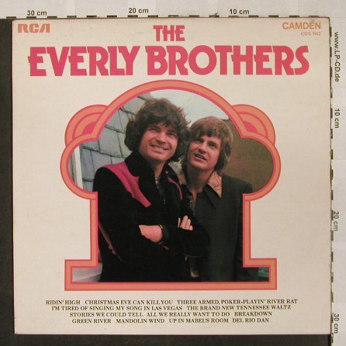 Everly Brothers: Stories We Could Tell, RCA Camden(CDS 1142), UK, Ri,  - LP - H2607 - 5,00 Euro