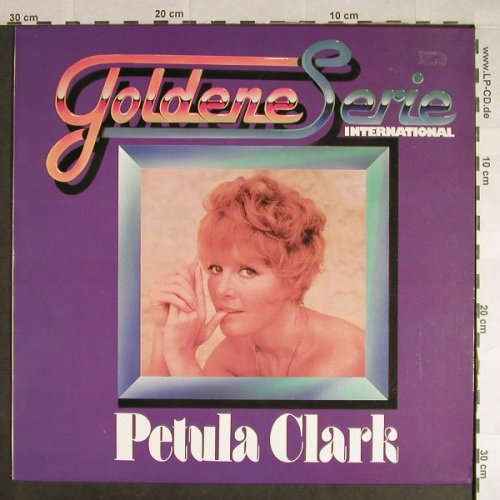 Clark,Petula: Goldene Serie - international, Vogue(31 877 4), D,  - LP - H260 - 5,00 Euro