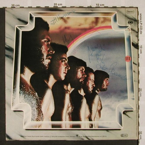 LAKE: Same,(beach cover) +Autogramme, CBS(81 661), NL, 1976 - LP - H2660 - 20,00 Euro