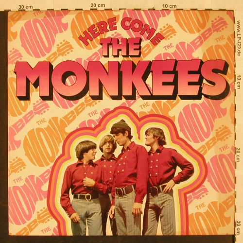 Monkees: Here Come the, m-/vg+, Reader's Digest/Arista(RDS 1063), UK, Ri,  - LP - H2735 - 4,00 Euro