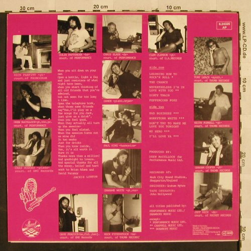 Lynton,Jackie: No Axe To Grind, Strand(6.24326 AP), D, 1980 - LP - H2866 - 7,50 Euro