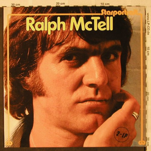 Mc Tell,Ralph: Starportrait, Foc, Aves(INT 156.504), D,Ri, 1978 - 2LP - H2941 - 7,50 Euro