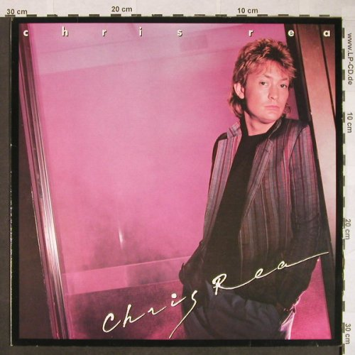 Rea,Chris: Same,Ri, Magnet(823 076-1), D, 1981 - LP - H2 - 5,50 Euro