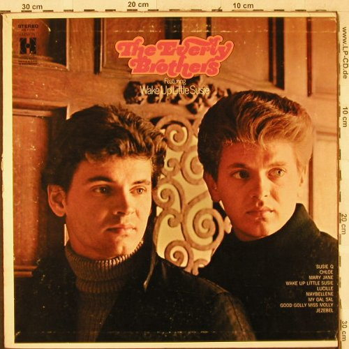 Everly Brothers: Same-featuring Wake up Little Susie, Harmony(HS 11304), US,vg+/VG+,  - LP - H3461 - 5,00 Euro