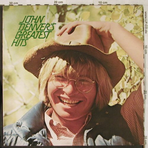 Denver,John: Greatest Hits, RCA Victor(CPL1-0374), US, 1973 - LP - H3477 - 5,00 Euro