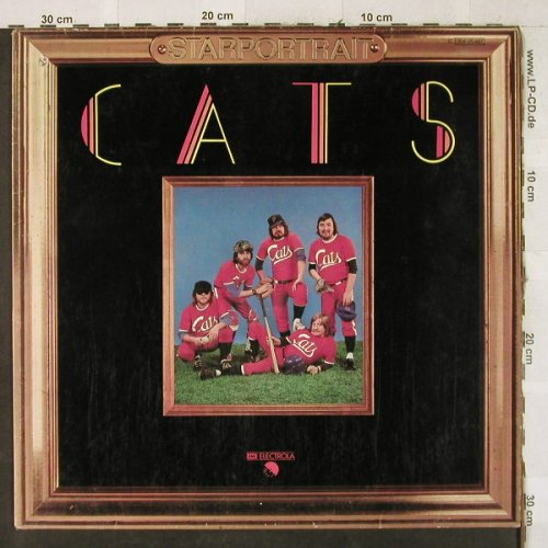 Cats: Starportrait, co, EMI(054-25 487), D, Ri,  - LP - H3605 - 5,00 Euro