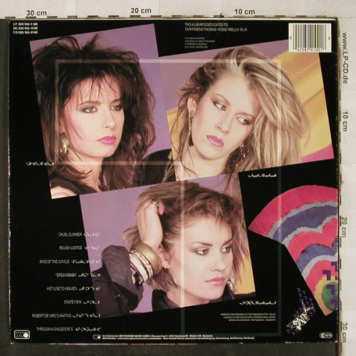 Bananarama: Same, London(820 100-1), D, 1984 - LP - H3869 - 5,50 Euro