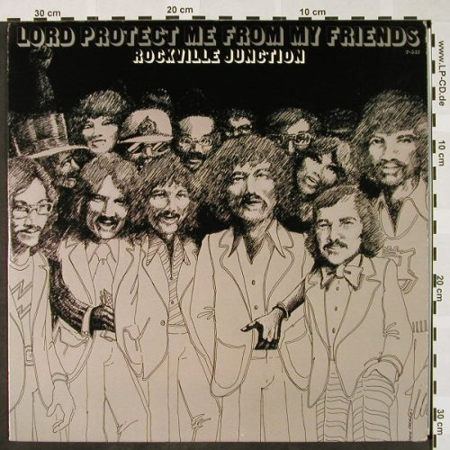 Rockville Junction: Lord Protect me from my friends, 20th Century Fox(T-447), US, 1974 - LP - H4068 - 12,50 Euro