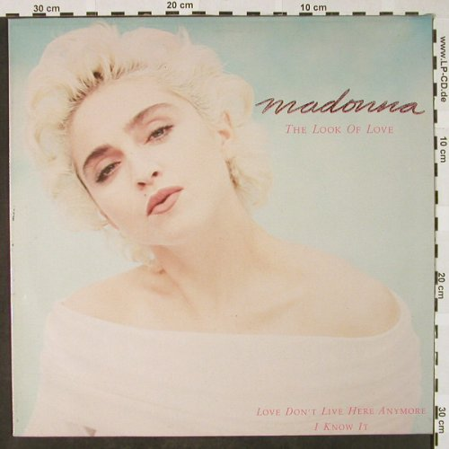 Madonna: The Look Of Love +2, Sire(920 836-0), D, 1987 - 12inch - H4312 - 5,00 Euro