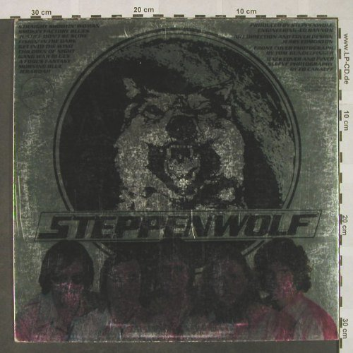 Steppenwolf: Slow Flux, Mums Records(PZ 33093), US, 1974 - LP - H4676 - 12,50 Euro