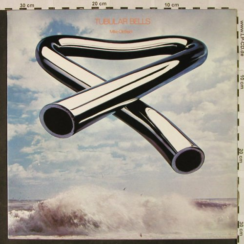 Oldfield,Mike: Tubular Bells, Virgin(VIL 12001), I, 1973 - LP - H4726 - 5,50 Euro