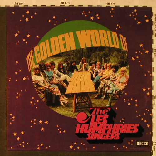 Les Humphries Singers: The Golden World Of, Decca(ND 880), D, 1974 - LP - H4782 - 5,50 Euro