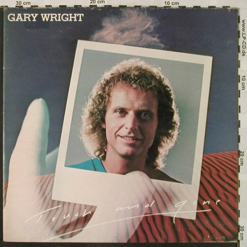 Wright,Gary: Touch And Gone, Foc, m-/vg+, WB(WB 56435), D, 1977 - LP - H5015 - 5,00 Euro