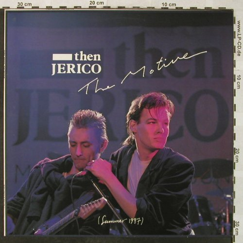 Then Jerico: The Motive*2 / The Word, Metronome(886 174-1), D, 1987 - 12inch - H5166 - 3,00 Euro