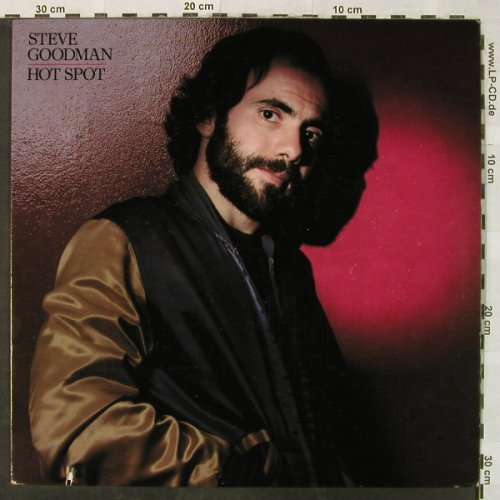 Goodman,Steve: Hot Spot, Asylum(6E-297), US, co, 1980 - LP - H5211 - 6,00 Euro
