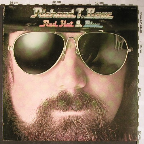 Bear,Richard T.: Red Hot+Blue, m-/vg+(green dots), RCA(AFL1-2927), US, Co, 1978 - LP - H5405 - 5,00 Euro