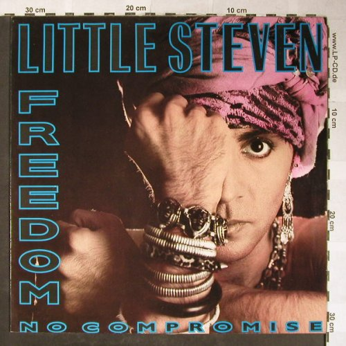 Little Steven: Freedom No Compromise, EMI(24 0731 1), NL, 1987 - LP - H5524 - 5,50 Euro