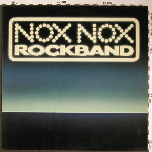 Nox Nox: Rockband, UP Records(3011), D,  - LP - H5636 - 9,00 Euro