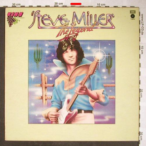 Miller,Steve: The Legend, vg+/vg+, Capitol Vine(VMP 1008), UK,  - LP - H5728 - 5,00 Euro