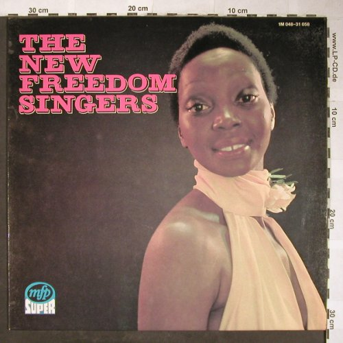 New Freedom Singers: Same (Les Humphries), MFP(1M 048-31 058), D,  - LP - H5769 - 5,50 Euro