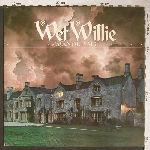 Wet Willie: Manorism, Epic(EPC 82330), UK, 1977 - LP - H5830 - 7,50 Euro