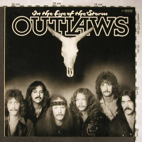 Outlaws: In The Eye Of The Storm, Arista(064-63 394), D, 1979 - LP - H5836 - 6,00 Euro