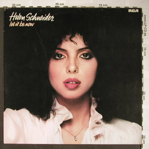Schneider,Helen: Let It Be Now, Club Sonderaufl., RCA(34 225-3), D, 1978 - LP - H5901 - 5,50 Euro