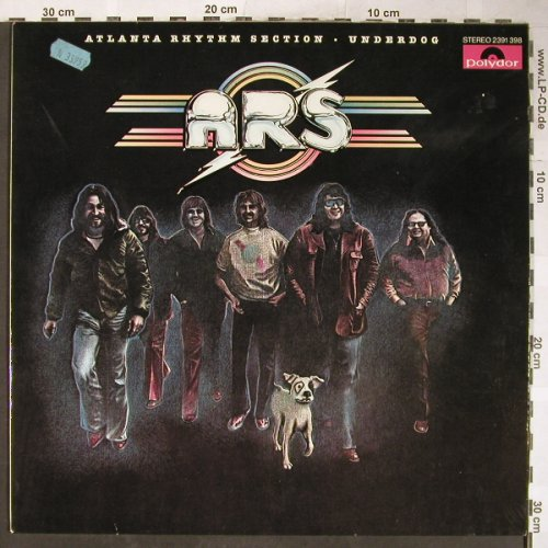 Atlanta Rhythm Section: Underdog, Polydor(2391 398), NL, 1979 - LP - H5965 - 7,50 Euro