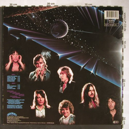 Jefferson Starship: Earth,Foc,Ri, Grunt(NL84172), D, 1978 - LP - H6057 - 6,00 Euro