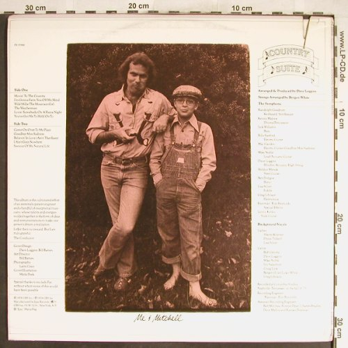 Loggins,Dave: Country Suite, Epic(PE 33946), US, CO, 1976 - LP - H6513 - 12,50 Euro