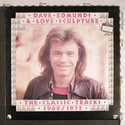 Edmunds,Dave & Love Sculpture: The Classic Tracks 1968-1972, ONE UP / EMI(OU 2047), UK,  - LP - H651 - 7,50 Euro