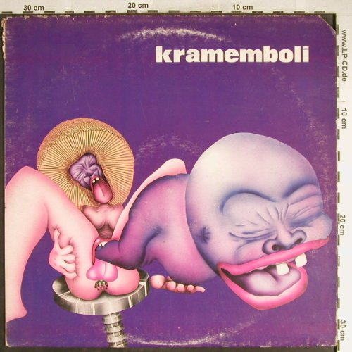 Jek Dicoppe & Kilroy: Kramemboli, vg+/VG-, Base Rec(H2 SO4), I, CO, 1981 - LP - H6555 - 20,00 Euro